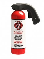 6 Stop Fyre Extinguishers (1/2 case)