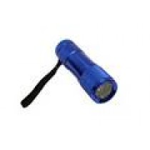 UV 9 KED Bulb Blacklight Flashlight