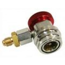 134a  High Side Thread Down Gauge Hose Adapter