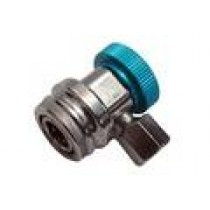 134a Low Side Thread Down Gauge Hose Adapter