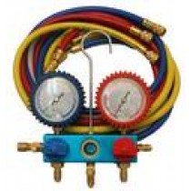 Pittstop Professional Gauge Set