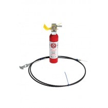 Stop Fyre Automatic Extinguisher  Limited time offer - BUY 2 Get 1 FREE