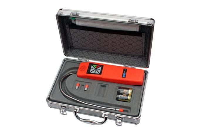 Pittstop Leak Detector